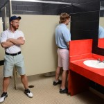 Men-Jizz-Orgy-Swingers-Bennett-Anthony-and-Cameron-Foster-and-Colt-Rivers-and-Tom-Faulk-Fucking-Bathroom-Amateur-Gay-Porn-04-150x150 Hung Golfing Buddies Fucking In The Bathroom and Clubhouse