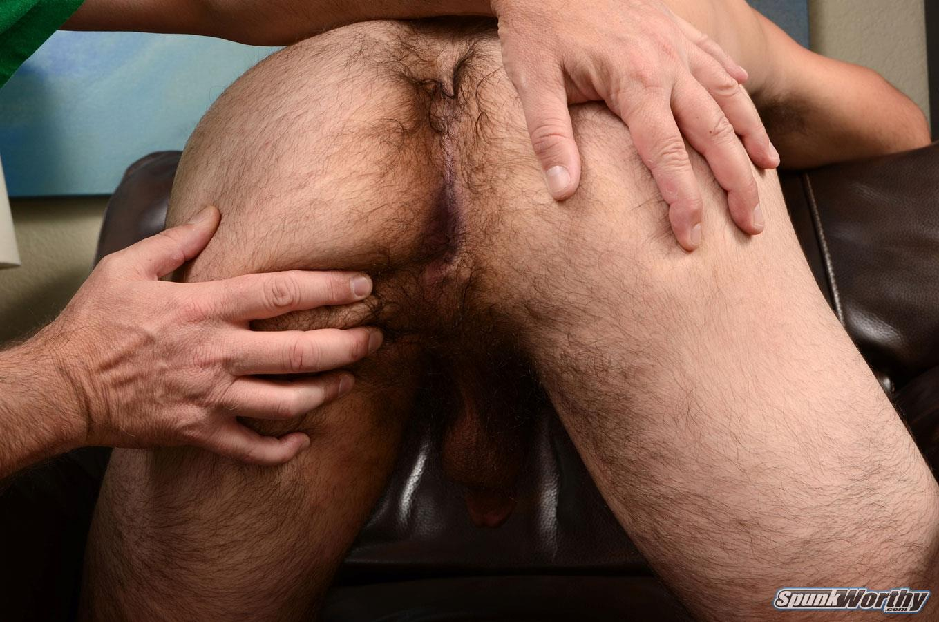 SpunkWorthy-Nevin-Straight-Redneck-Marine-Gets-A-Blowjob-and-Rimming-Amateur-Gay-Porn-08 Straight Hairy Redneck Marine Cub Gets A Blowjob and Rimming