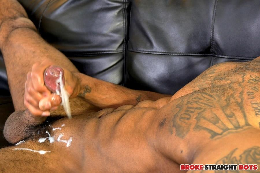 Broke-Straight-Boys-Brice-Jones-Black-Big-Uncut-Cock-Jerk-Off-Amateur-Gay-Porn-23 Straight Black Guy With A Big Uncut Cock Jerks Off For Cash