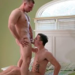 Active-Duty-Niko-and-Sawyer-Army-Buddies-Flip-Flop-Fucking-Big-Cock-Amateur-Gay-Porn-04-150x150 Hung Muscular Straight Army Buddies Flip Flop Fucking