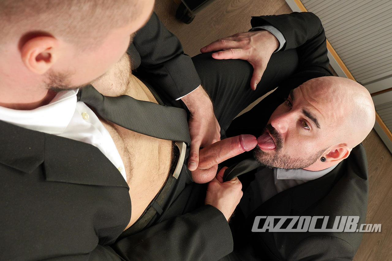 Cazzo-Club-Adam-Darcre-and-Matteo-Valentine-Bareback-Uncut-Cocks-Amateur-Gay-Porn-06 German Guys In Suits Fucking Bareback With Their Big Uncut Cocks