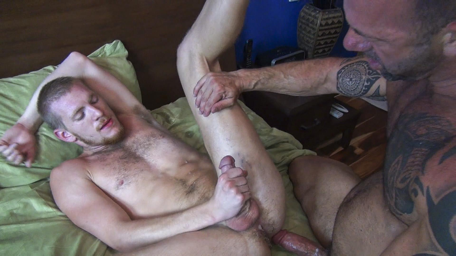 Raw-Fuck-Club-Vic-Rocco-and-Rikk-York-and-Billy-Warren-and-Job-Galt-Bareback-Daddy-Amateur-Gay-Porn-01 Four Hairy Muscle Daddies In A Bareback Fuck Fest Orgy