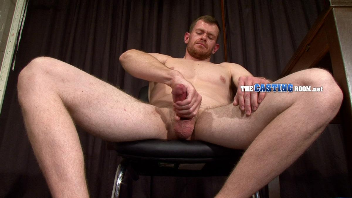 The-Casting-Room-Alan-Big-Uncut-Dick-British-Daddy-Amateur-Gay-Porn-17 Married British Daddy Auditions For Gay Porn and Jerks His Big Uncut Cock