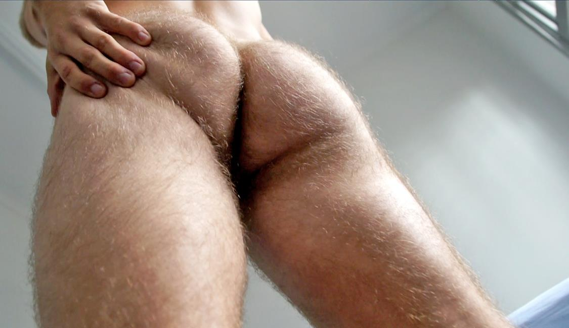 Bentley-Race-Jack-Van-Duin-Twink-With-Hairy-Ass-Uncut-Cock-Amateur-Gay-Porn-38 Blond Australian Twink With A Hairy Ass Jerks His Big Uncut Cock