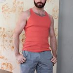 Hot-Older-Male-Brendan-Patrick-Hairy-Dad-Naked-Amateur-Gay-Porn-01-150x150 Hairy Muscular Daddy Conor Harris Barebacks Brendan Patrick