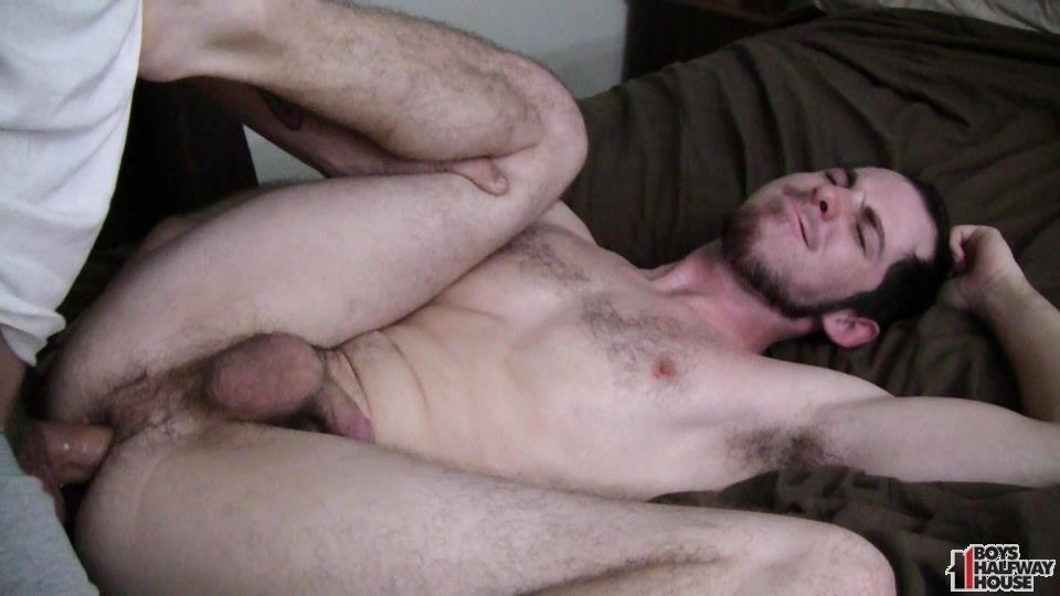 Boys-Halfway-House-Free-Download-Toby-Springs-Bareback-09 Straight Young Man Gets Two Raw Thick Dicks At The Halfway House