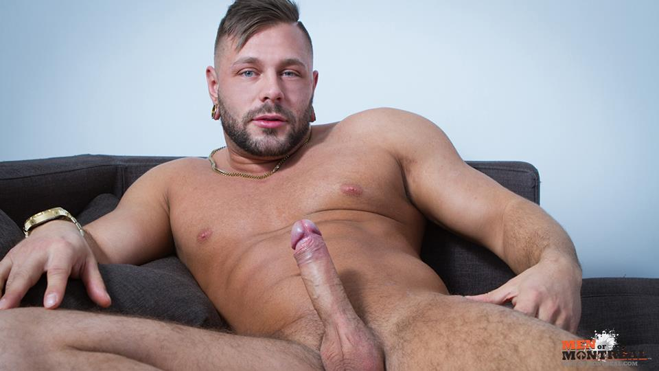 Men-of-Montreal-Teddy-Torres-and-Mateo-Amateur-Gay-Porn-09 Hairy Muscle Jock Teddy Torres Gets His Hairy Ass Plowed Deep