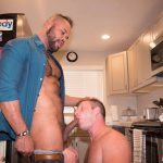 Alpha-Male-Fuckers-Brian-Bonds-and-Damien-Kilauea-Bareback-Gay-Sex-12-150x150 Brian Bonds Getting Fucked In His Kitchen By Damien Kilauea