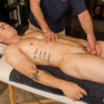 SpunkWorthy-Curtis-Marine-Massage-With-Happy-Ending-15-150x150 Beefy Straight Marine Gets A Gay Massage With A Happy Ending