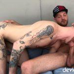Deviant-Otter-Declan-Moore-Hairy-Guys-Amatuer-Bareback-Sex-Video-16-150x150 Deviant Otter Barebacking A Sexy Tatted Ginger Pup