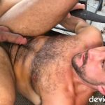 Deviant-Otter-Hairy-Guys-With-Big-Dicks-Fucking-Bareback-Outside-Video-10-150x150 Deviant Otter Barebacks His Hairy Jock Neighbor And Blasts His Face With Jizz