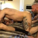 Muscle-Bear-Porn-Liam-Angell-and-Maxx-Stark-and-Will-Angell-Taking-A-Thick-Daddy-Cock-01-150x150 Muscle Bear Porn: Liam Angell Takes Maxx Stark's Thick Daddy Dick Up The Ass