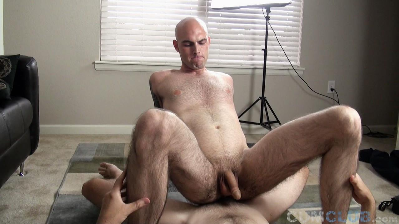 Cum-Club-Seth-Chase-Hairy-Guy-Gets-Bareback-Fucked-Amateur-video-28 Hard And Hairy Bareback Fucking And A Mouth Full Of Cum
